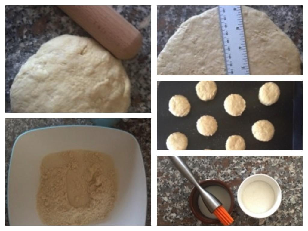 Prep Part 2 - working the dough again