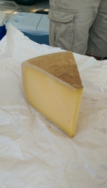 A Cheese called Rupert