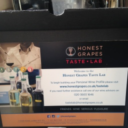 What wine types  do I prefer?  Check out Honest Grapes Taste Lab and discover!