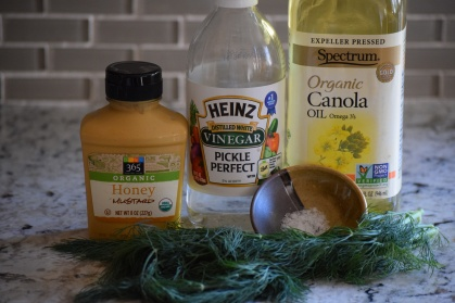 The 5 Ingredients for Gravadlax Mustard Sauce