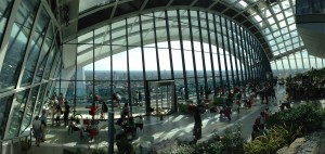 Bar with a View - SkyGarden
