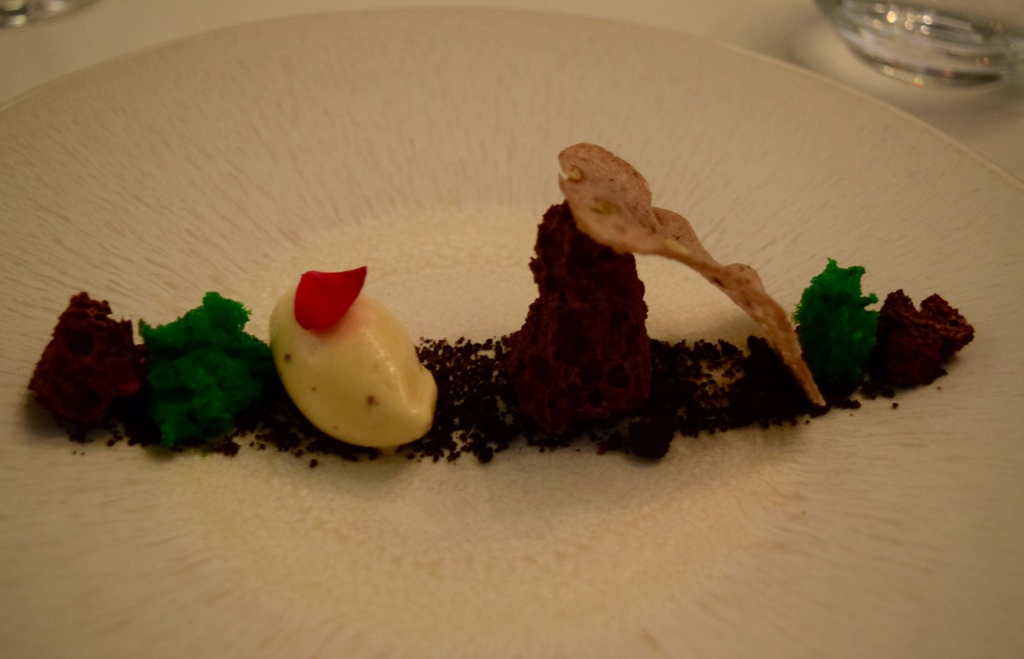 Chocolate Cluster