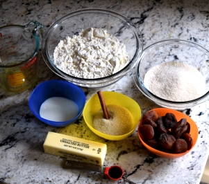 2. Ingredients for Pastry & Filling