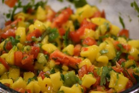 5. Mango Salsa