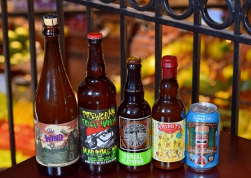 The 5 Fruit Beers recommended for July 4