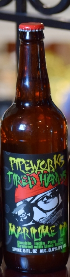 7. Pipeworks & Tired Hands - Marilime Law
