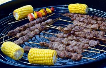 BBQ'ing samba style