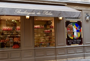 Lot's of delicious patisserie