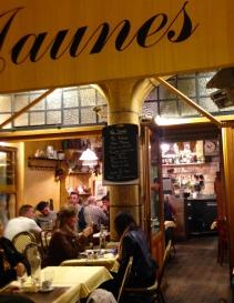 Les Ventres Jaunes Lyon- Bouchon
