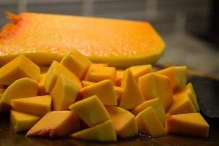 3-butternut-squash-on-chopping-board