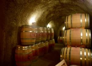 Wine Cave at Robert Sinskey, Napa