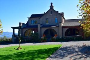 Tasting House - Staglin Family Vineyard