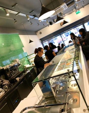 Ahimsa Vegan cafe 7