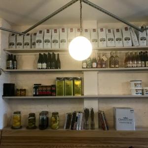 Foodie cafe design