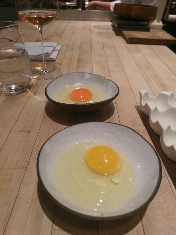 12. Hot egg