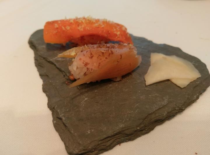 13. Veggie Sushi