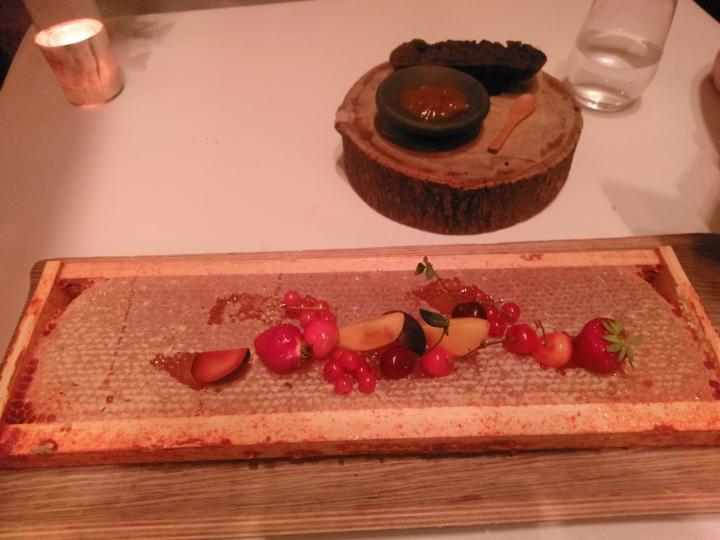 22. Honeycomb & Chocolate bread