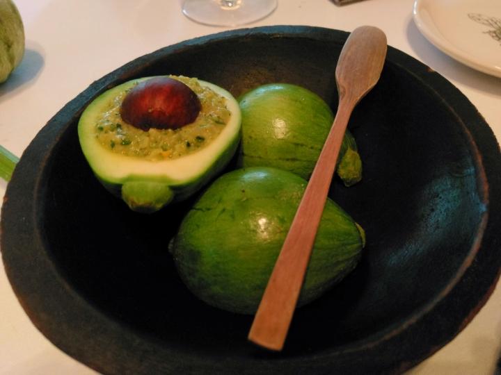 9. Avocado Squash