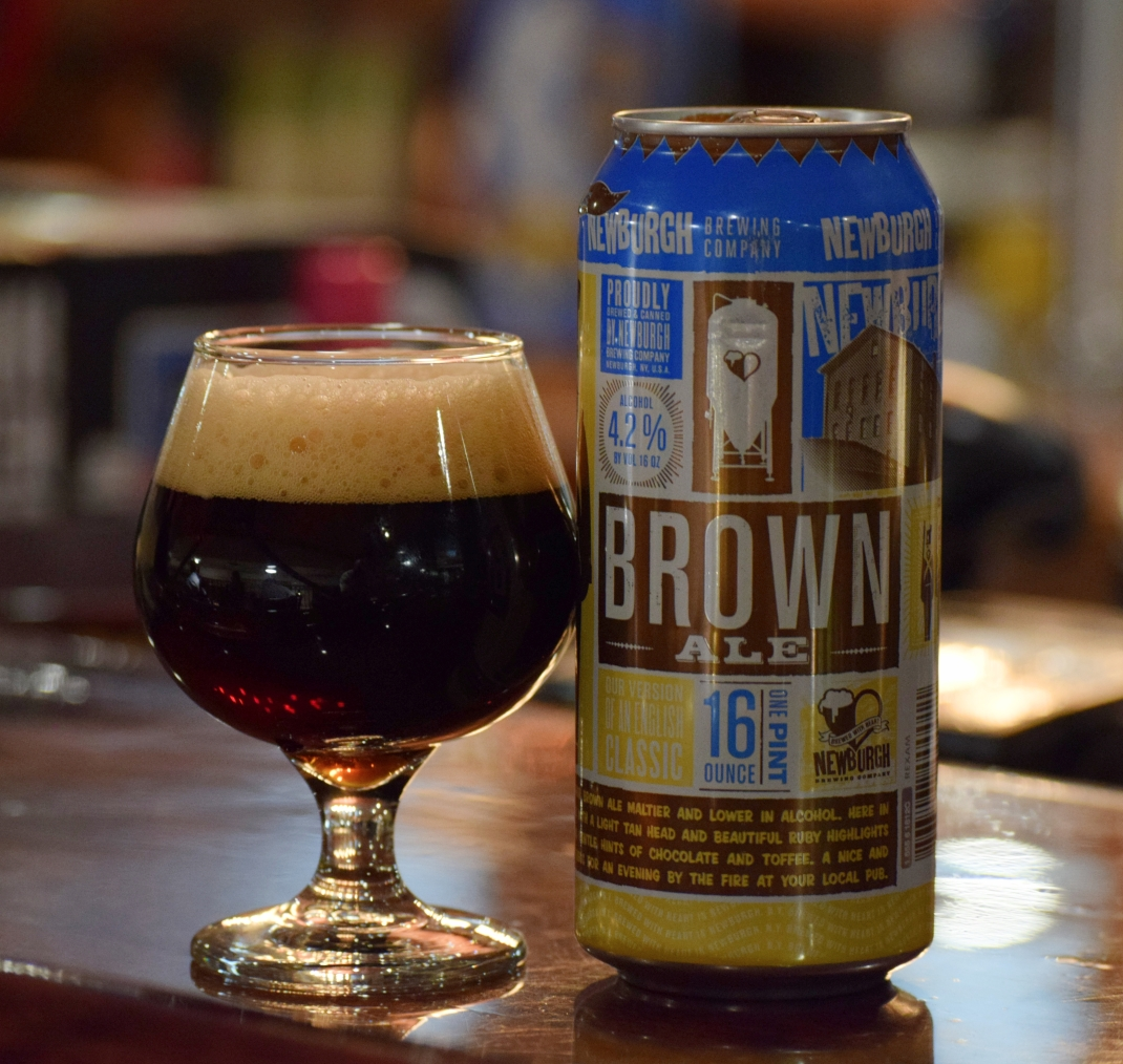 Newburgh - Brown Ale