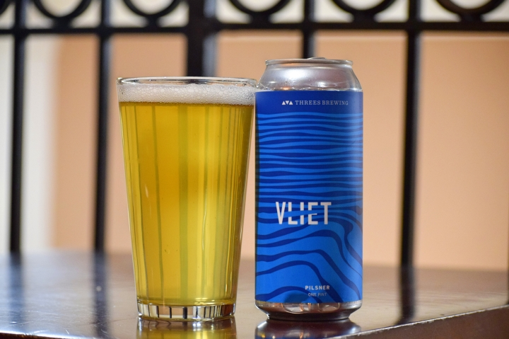 Threes Brewing - Vliet