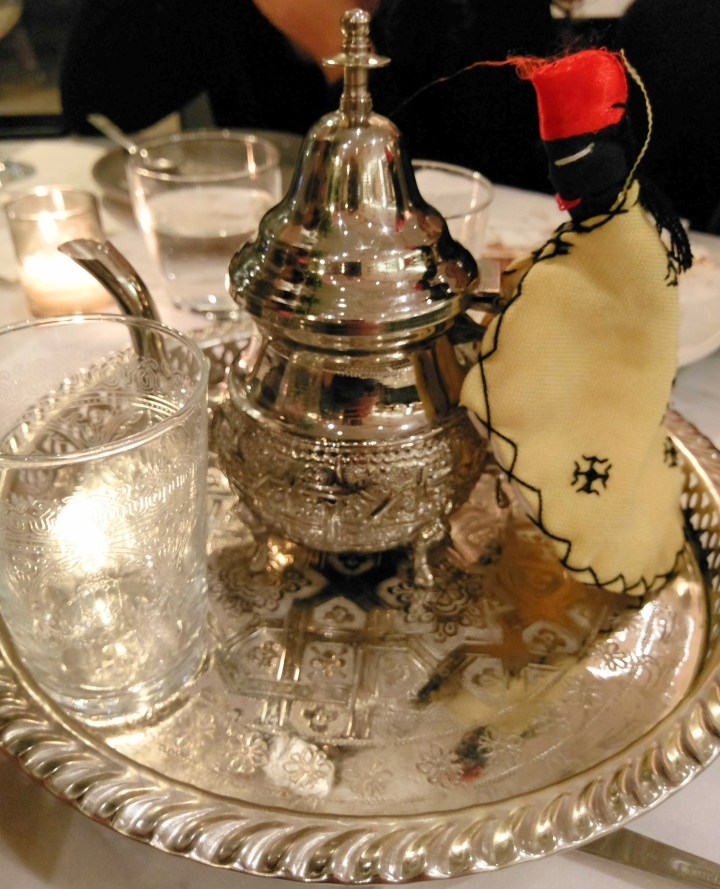 11. Moroccan Tea