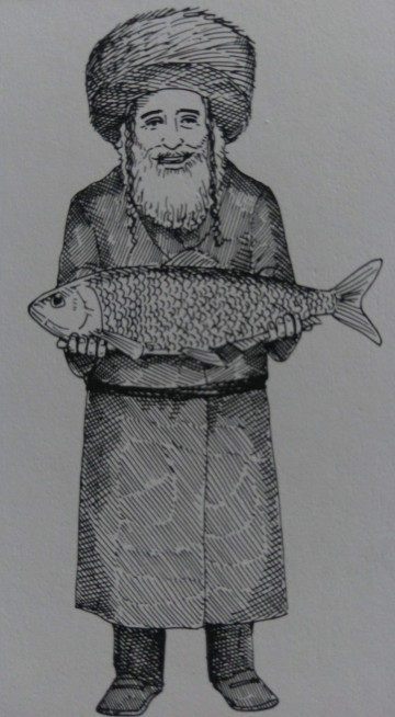 The Rebbe and the Fish